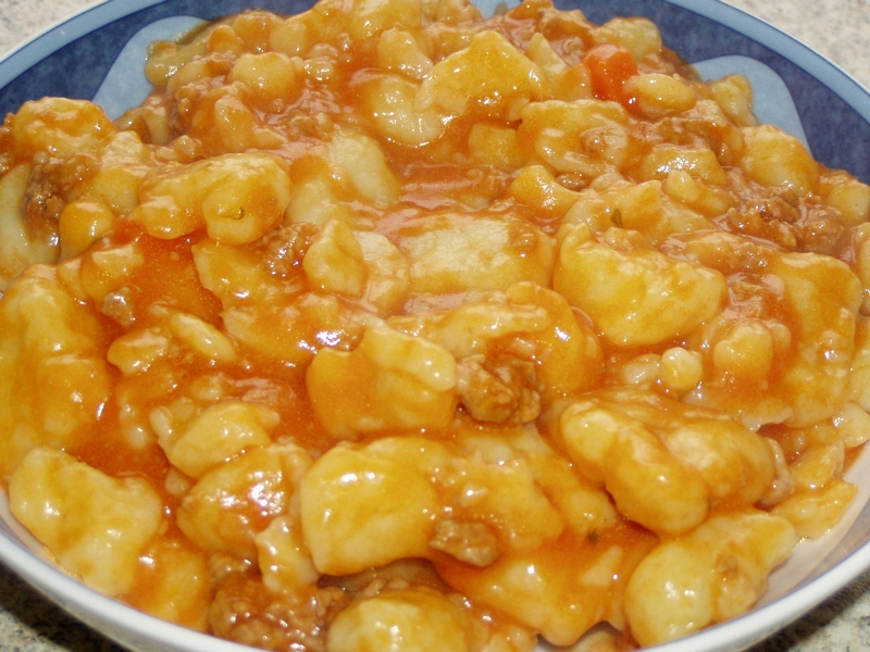 Link to Gnocchi di patate