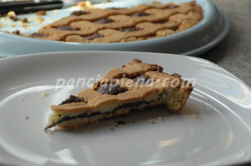 Crostata al cioccolato mdp