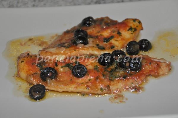 Filetti di persico (o pangasio) al forno