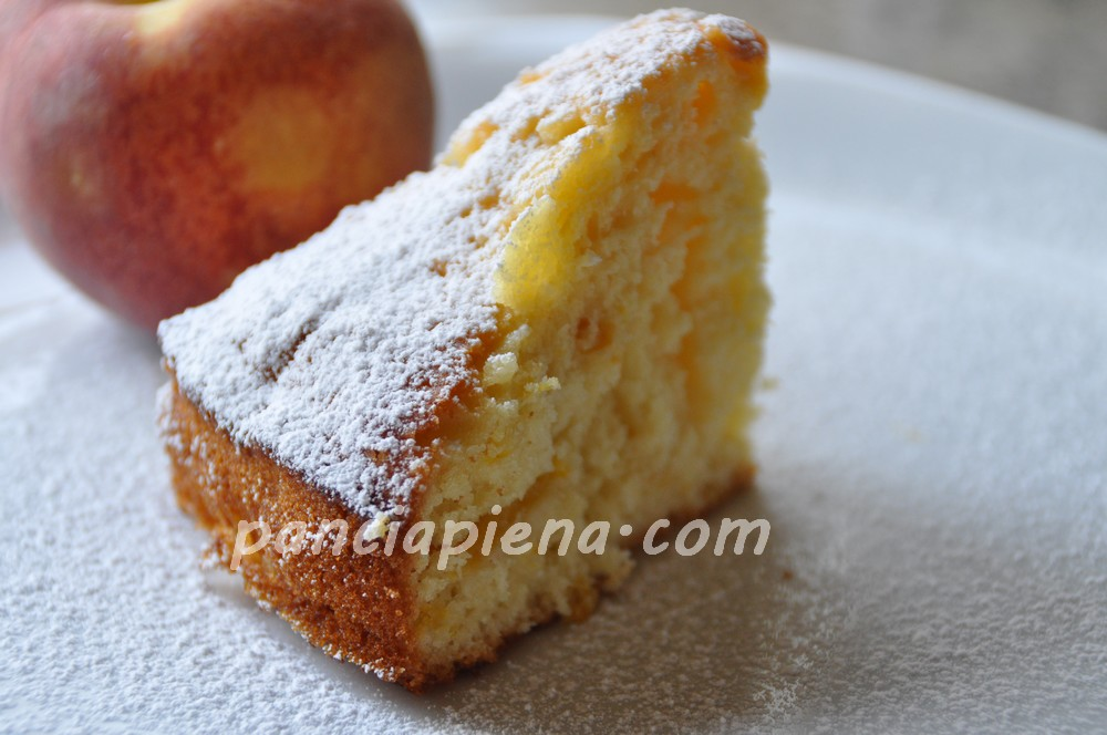 Link to Torta alle pesche